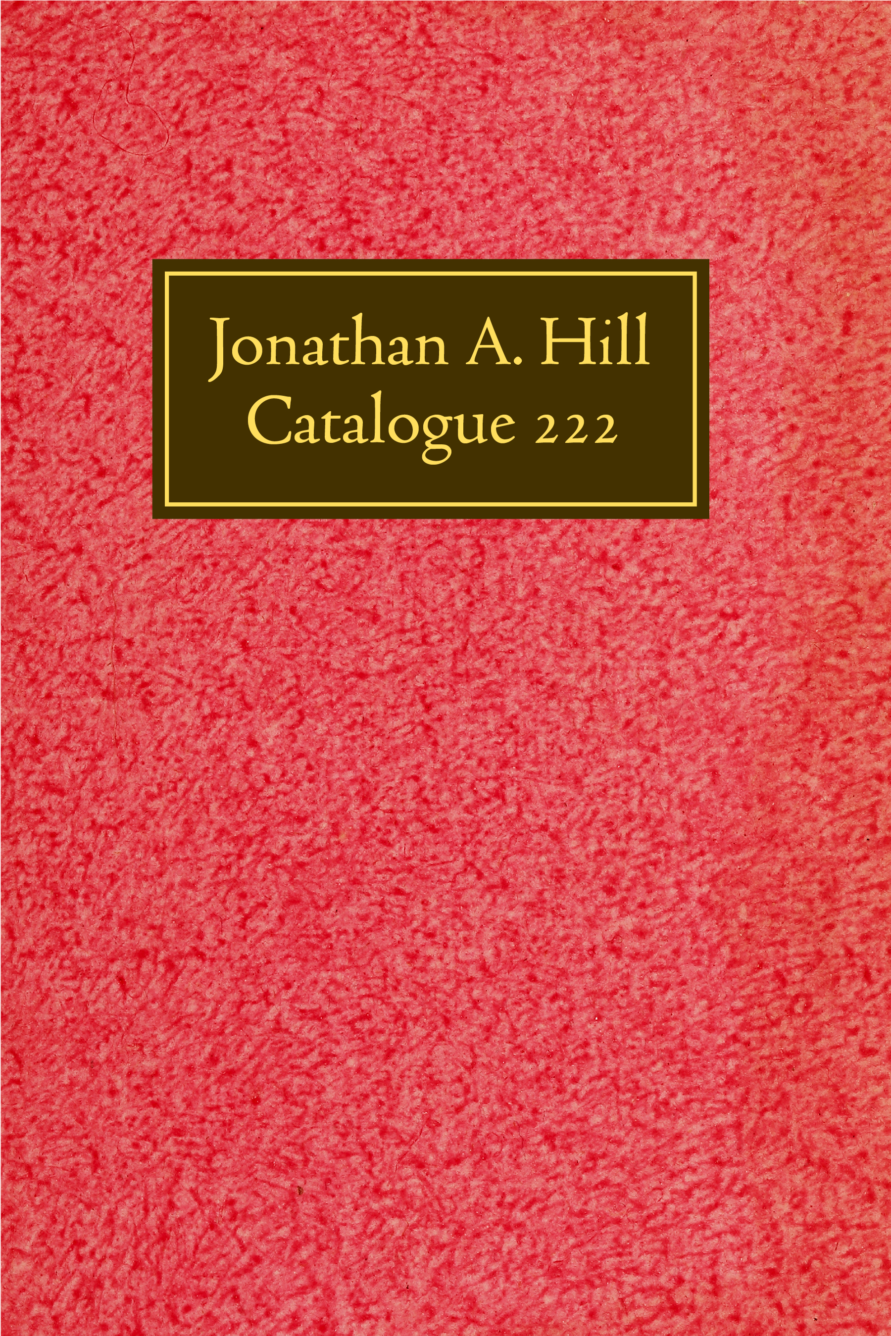 Catalogue 222