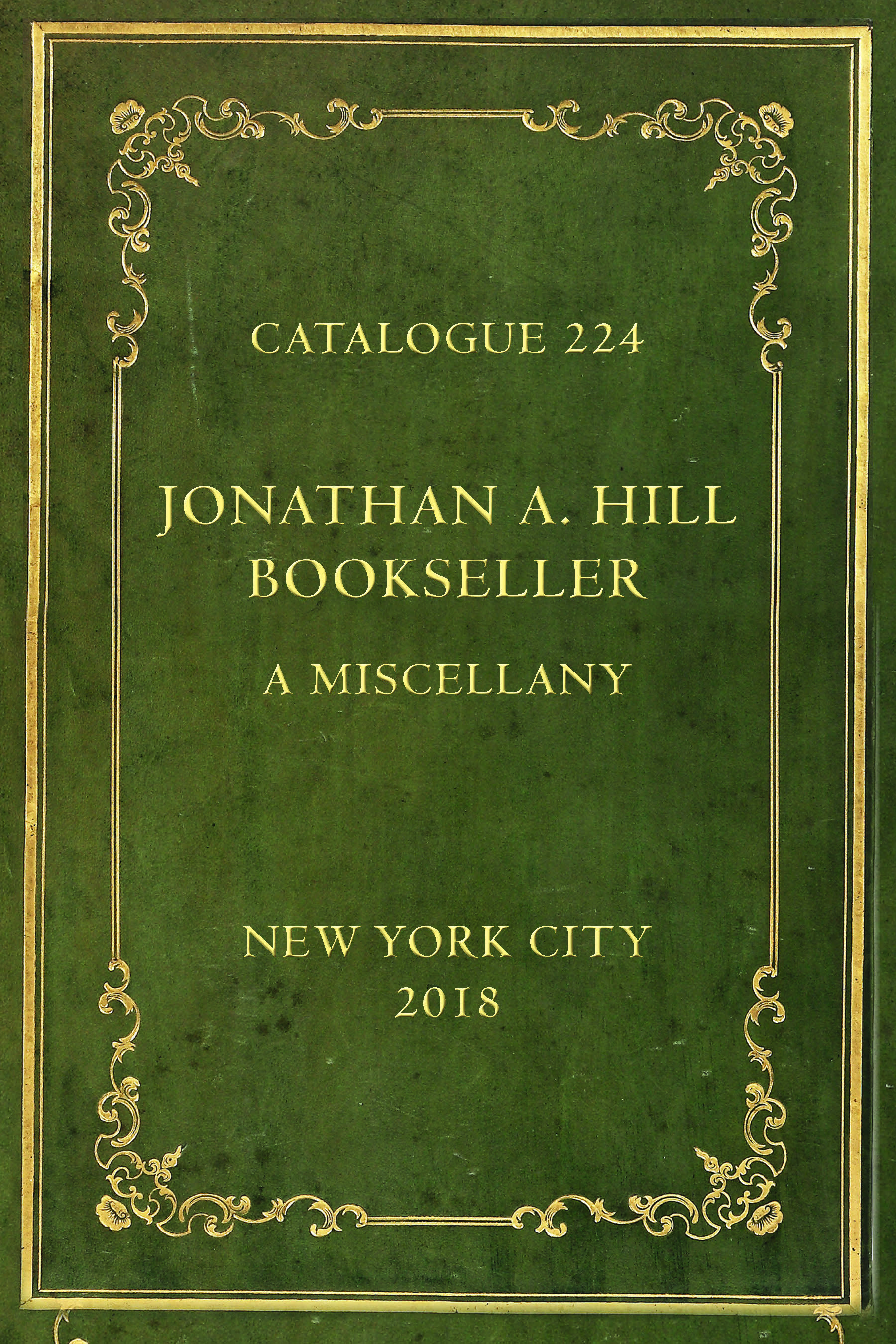 Catalogue 224