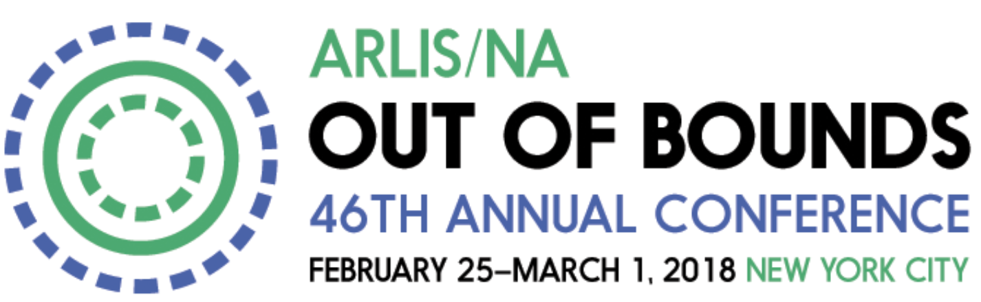 ARLIS/North America: Out of Bounds 46th Annual Conference