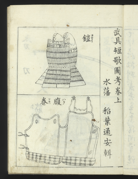 Bugu tanka zuko [trans.: Images of Arms and Armor]. Michiyasu INABA.