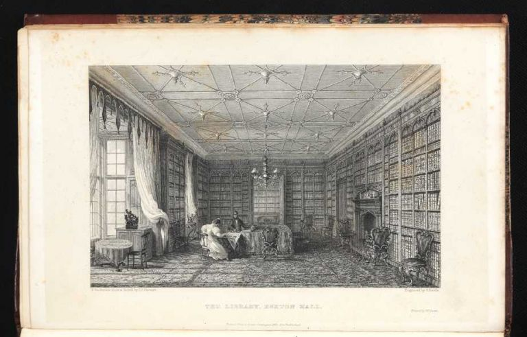 A Catalogue of the Library collected by Miss Richardson Currer, at Eshton Hall, Craven, Yorkshire. By C. J. Stewart. Frances Mary Richardson CURRER.