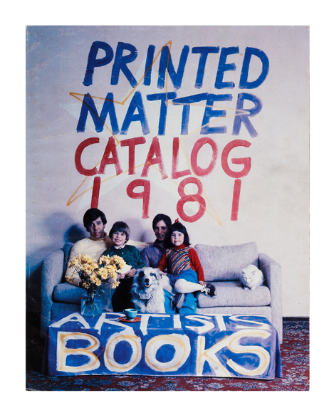 [From upper cover]: Printed Matter, Catalog 1981. Numerous text illustrations. Inc PRINTED MATTER.