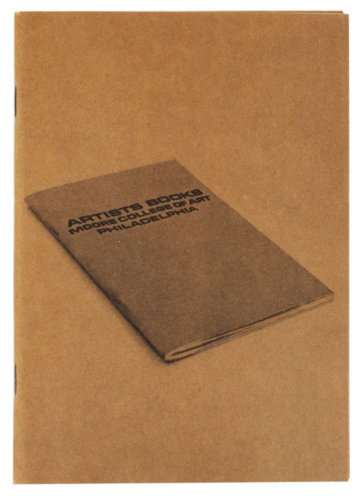 Artists Books [23 March-20 April 1973 & 16 January-24 February 1974]. Dianne Perry VANDERLIP, curator.