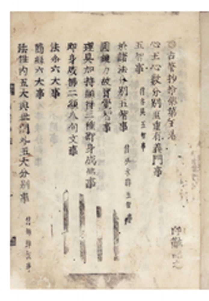 Kohitsu shushusho [or] Kohitsu shuisho [or] Kohitsusho [Collections of Old Writings]. INYU
