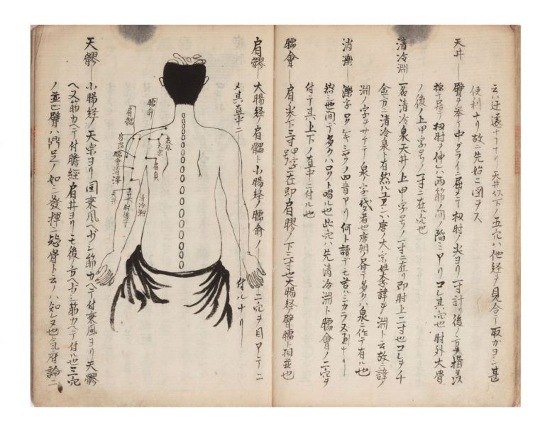 "Manuscript on paper entitled on upper cover & first leaf ""Aiketsu meiben"" [""Comprehensive..."