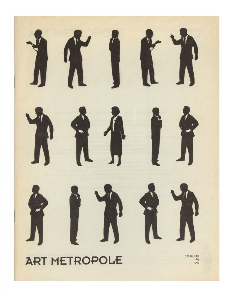 Catalogue #19. bookseller ART METROPOLE