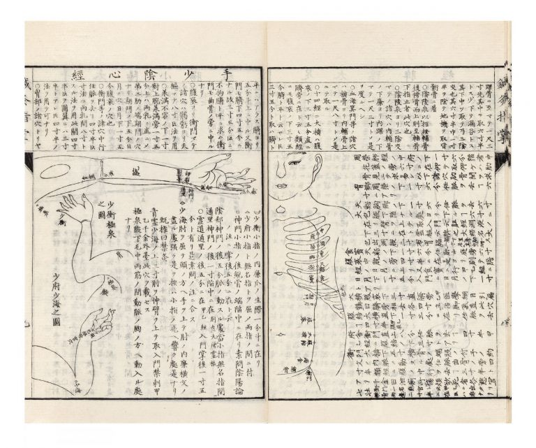 Shinkyu shisho [Illustrated Explanation of the Locations of Acupuncture Points]. Akira IMAMURA,...