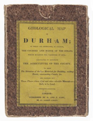 Geological Map of Durham...