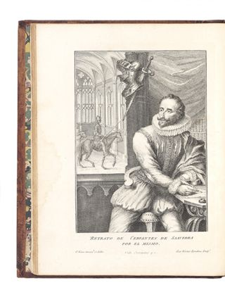 The Life and Exploits of the ingenious Gentleman Don Quixote de la Mancha. Translated from the Original Spanish…by Charles Jarvis.