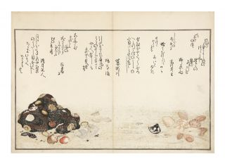 Shiohi no tsuto [trans.: Gifts of the Ebb Tide].