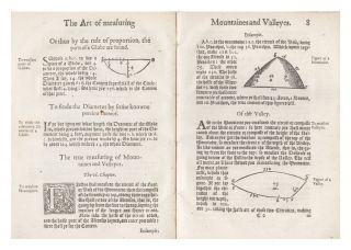 A Booke named Tectonicon, Briefly shewing the exact measuring, and speedie reckoning all manner of Land, Squares, Timber, Stone, Steeples, Pillers, Globes, &c. Further, declaring the perfect making and large use of the Carpenters Ruler, containing a Quadrans Geometricall: comprehending also the rare use of the squire. And in the end a little Treatise adioyning, opening the composition and appliancy of an Instrument called the Profitable Staffe. With other things pleasant and necessary, most conducible for Surveyers, Land-meaters, Joyners, Carpenters and Masons.