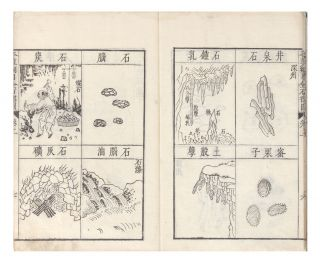 Jutei Honzo komoku [Compendium of Materia Medica [or] The Great Pharmacopoeia].