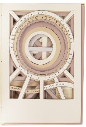 Book 171: A Kinetic Book Collage.