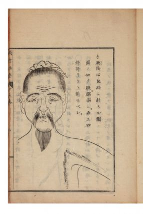 Shinjutsu hiyo [Secret Method of Acupuncture].