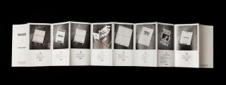 [From first page]: Books by Edward Ruscha.