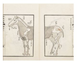 Kaiba shinsho [New Book on the Anatomy of the Horse