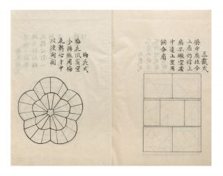 Manuscript on paper of Dattenko [Ch.: Duo tian gong; The Magnificent Human Creation which Looks...