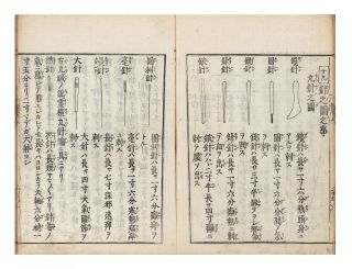 SHINKYU BASSUI. [Essentials of Acupuncture and Moxibustion].