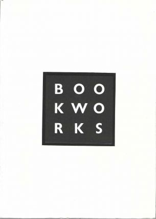 Book Works, A Partial History and Sourcebook